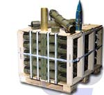 ammunition containers provide rugged rough-handling protection for bounce, vibration, drops and watertightness.